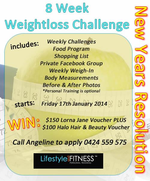 8 week challenge
